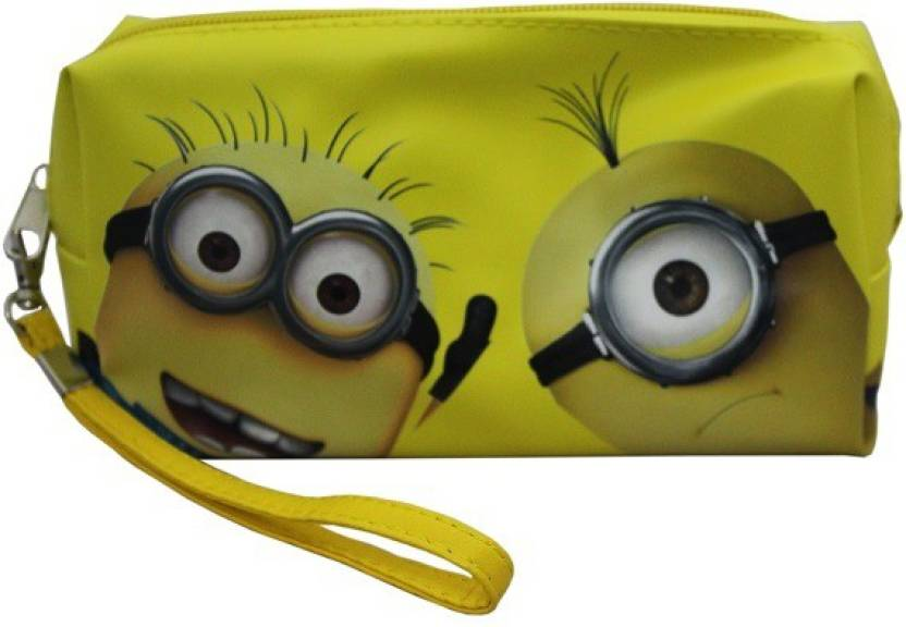 Minion Camera Case : Flipkart.com shopaholic minions pencil case minion pouch art cloth