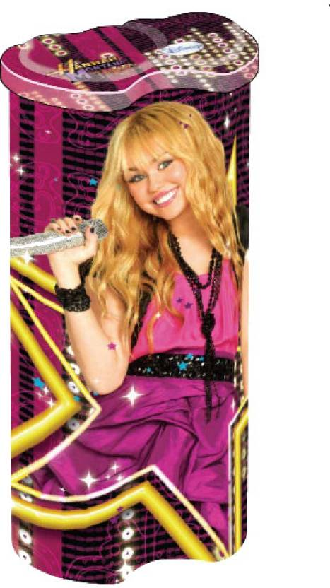 Disney Hannah Montana Graphics Art Metal