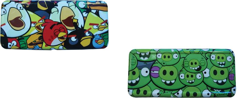 Angry Birds OPP Pencil Box