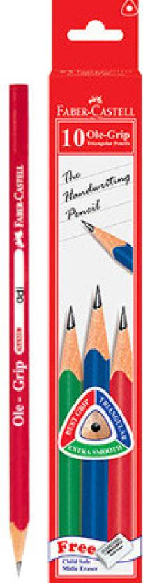 Faber-Castell Triangular Shaped Pencils
