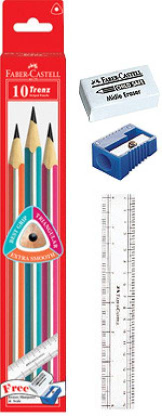 Faber-Castell Triangular Shaped Pencil