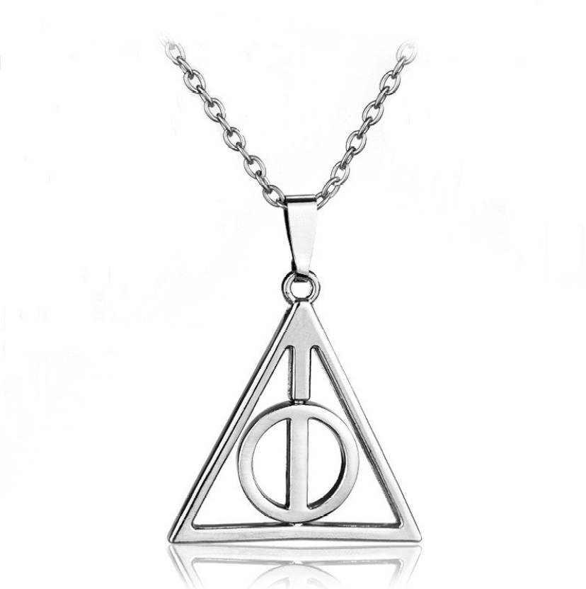 Yellow Chimes Famous Harry Potter Deathly Hallows Metal Price In