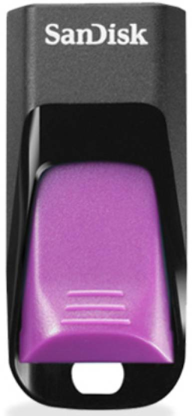 SanDisk Cruzer Edge 4 GB Pen Drive