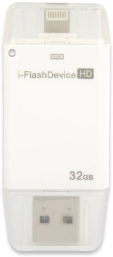 Your Deal 32GB i Flash Drive USB OTG Memory Stick 32 GB Pen Drive