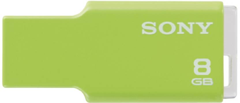 Sony Micro Vault Tiny 8 GB Pen Drive