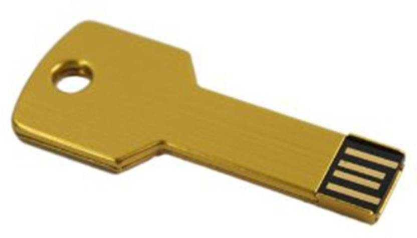 The Fappy Store Golden Key 8 GB Pen Drive