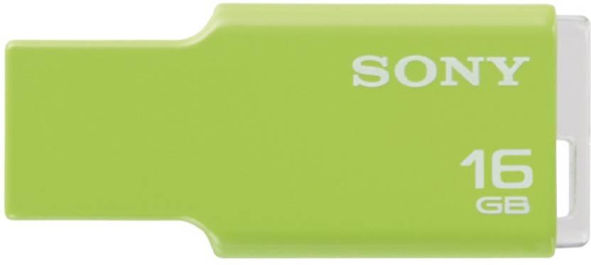 Sony Micro Vault Tiny 16 GB Pen Drive
