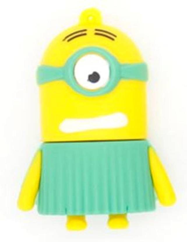 Microware Minion One Eye 16 GB Pen Drive