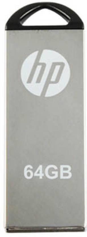 HP V-220 W 64 GB Pen Drive