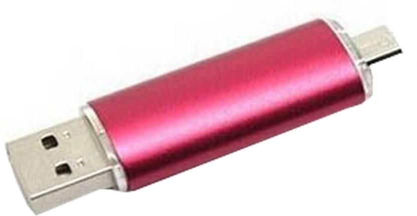 HI TECH OTG 1 TB  Pen Drive (Red, Silver, Orange, Black)