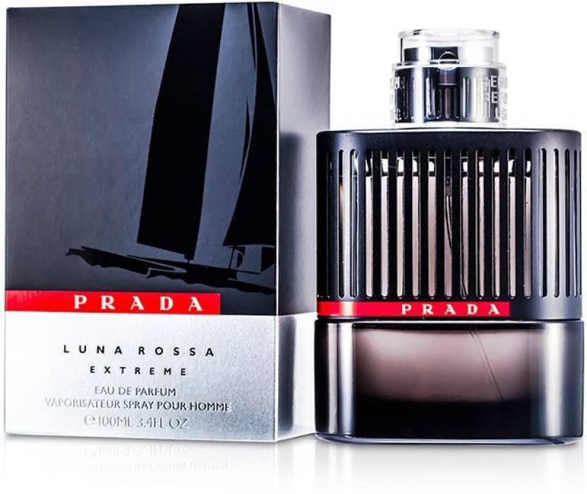 8f3ad7c67 Prada Luna Rossa Extreme Eau De Parfum Spray Eau de Parfum - 100 ml (For  Men)