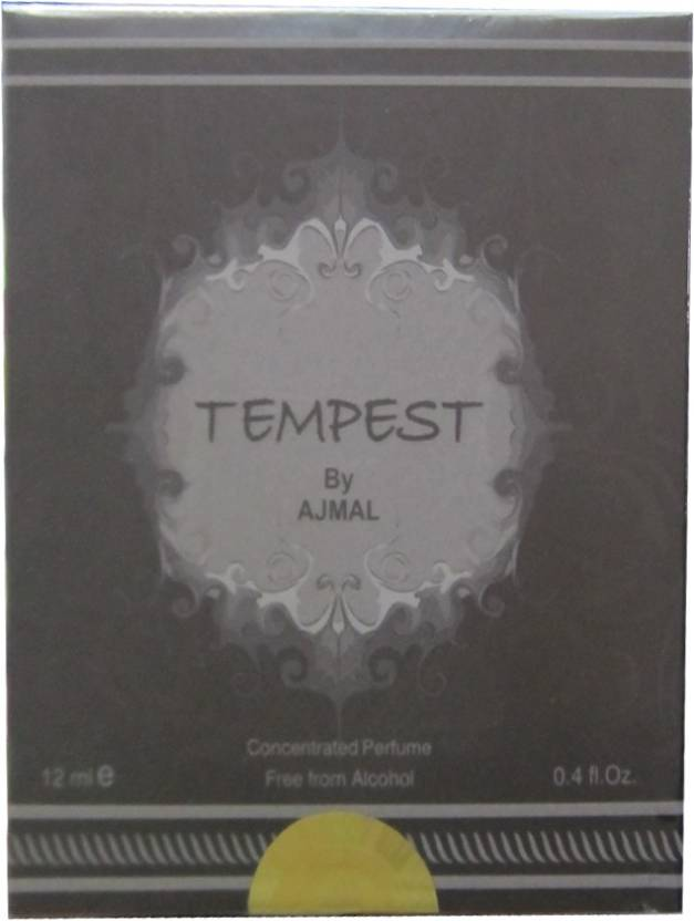 Buy Ajmal Tempest Eau De Parfum 10 Ml Online In India Flipkartcom