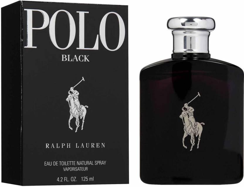 Ralph Lauren Polo Black EDT  -  125 ml