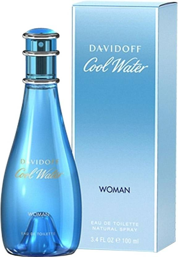 Davidoff Cool Water EDT  -  100 ml
