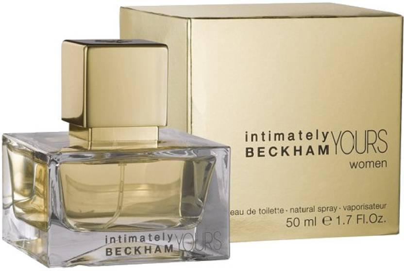 David Beckham Intimately Yours EDT  -  50 ml