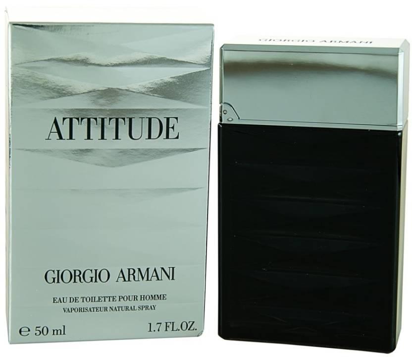 Giorgio Armani Attitude EDT  -  50 ml