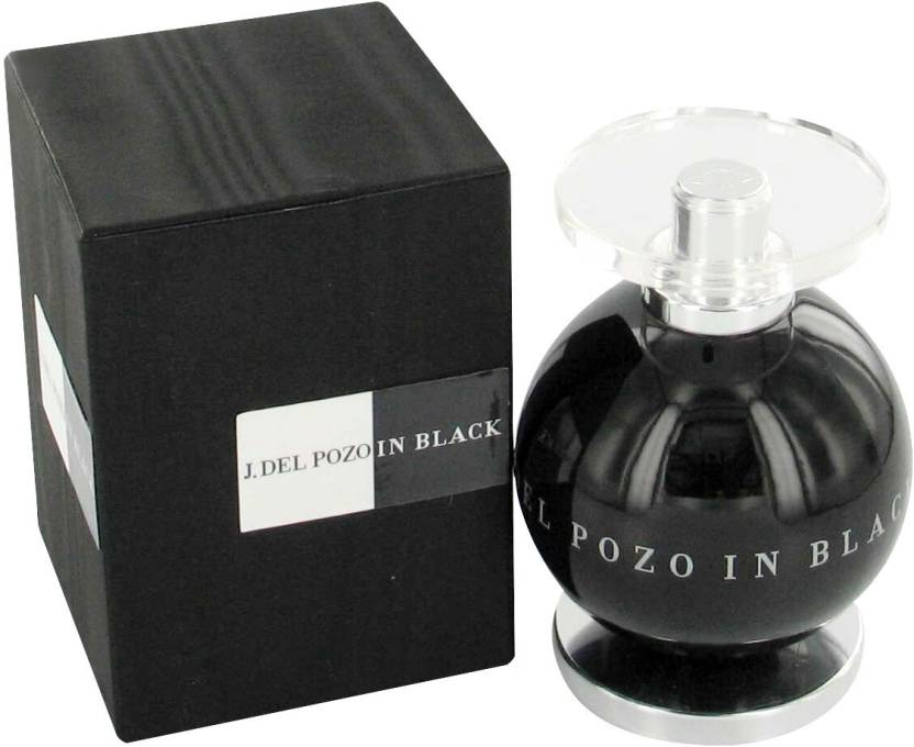 J. Del Pozo In Black EDT  -  50 ml
