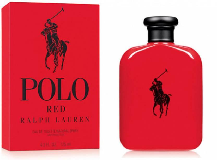 85778841b Buy Ralph Lauren Polo Red EDT - 125 ml Online In India