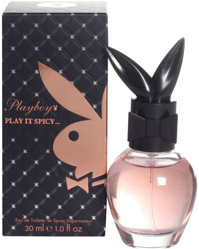 Playboy Play It Spicy EDT  -  30 ml