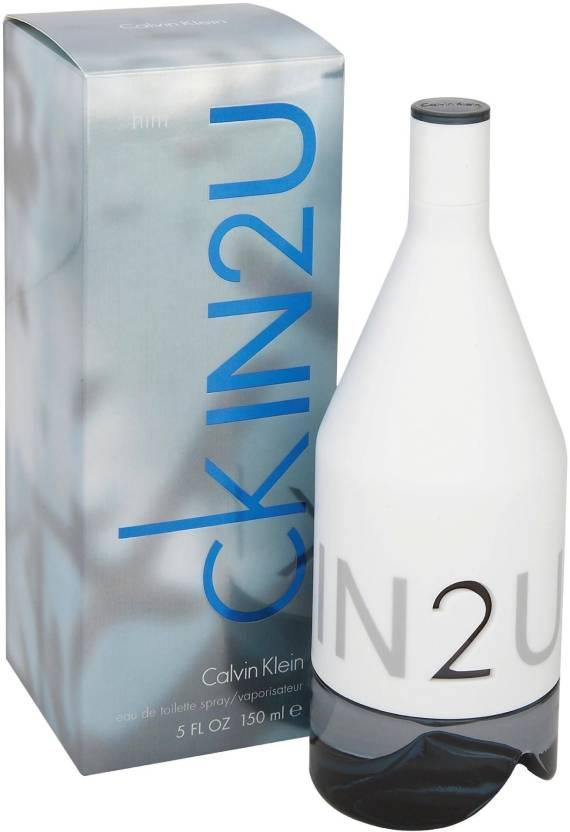 Calvin Klein IN2U EDT  -  150 ml