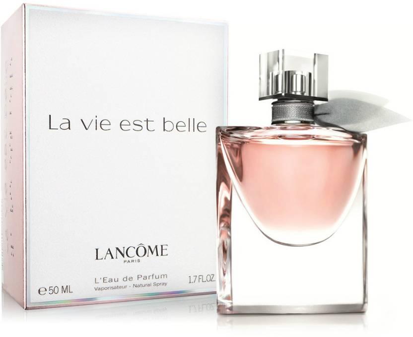 06e89d0caf8 Buy Lancome La Vie Est Belle EDP - 50 ml Online In India | Flipkart.com