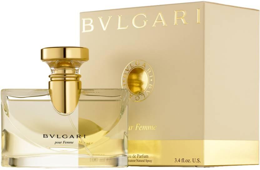 Bvlgari Pour Femme EDP  -  100 ml