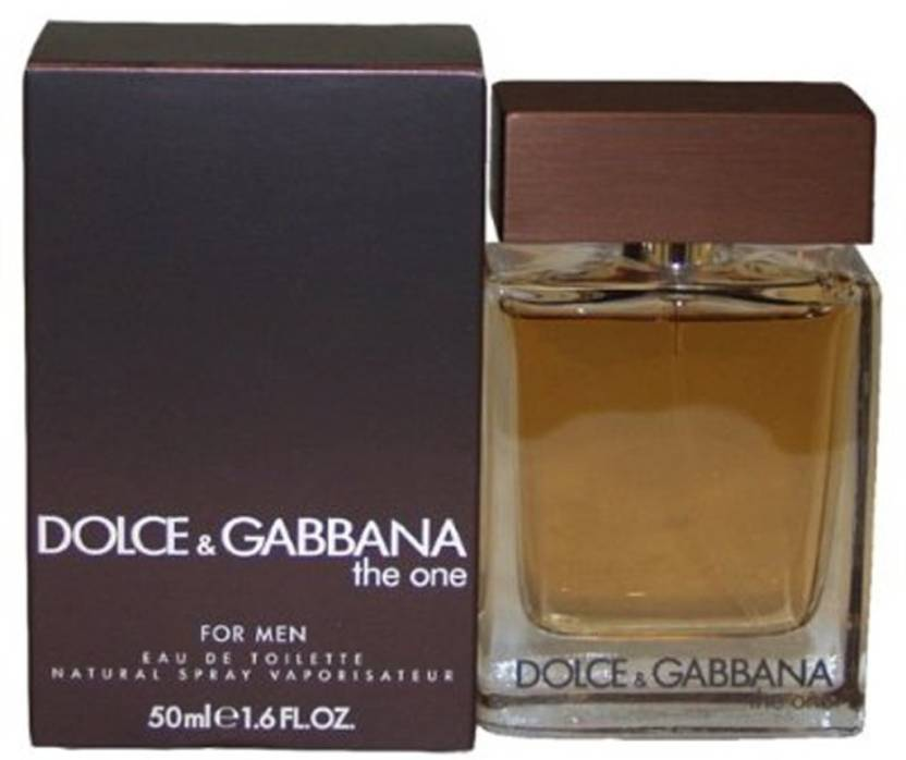 c13d3729 Buy Dolce & Gabbana The One Eau de Toilette - 50 ml Online In India ...