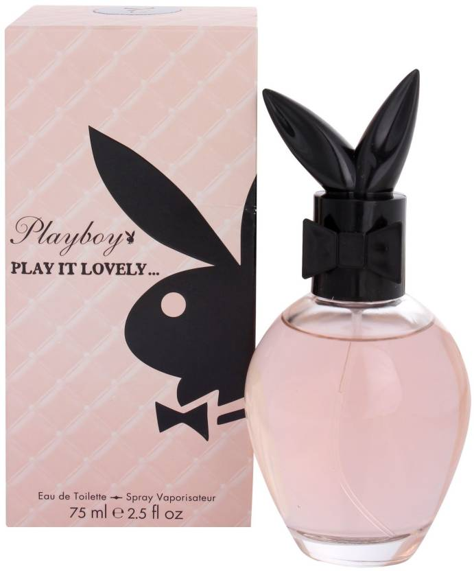 Playboy Play It Lovely EDT  -  75 ml