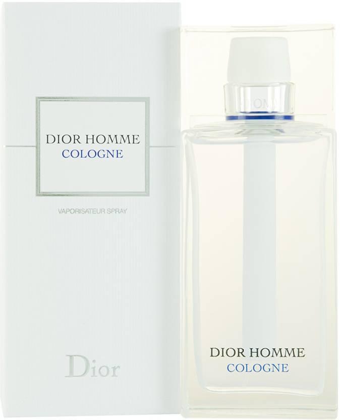 f99ca06629dc Buy Christian Dior Homme Cologne Eau de Cologne - 125 ml Online In ...