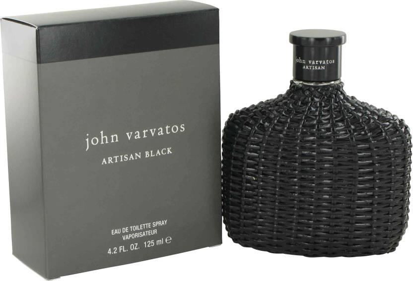 John Varvatos Artisan Black EDT - 125 ml (For Men)