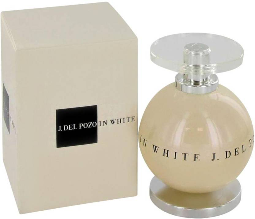 J. Del Pozo In White EDT  -  100 ml