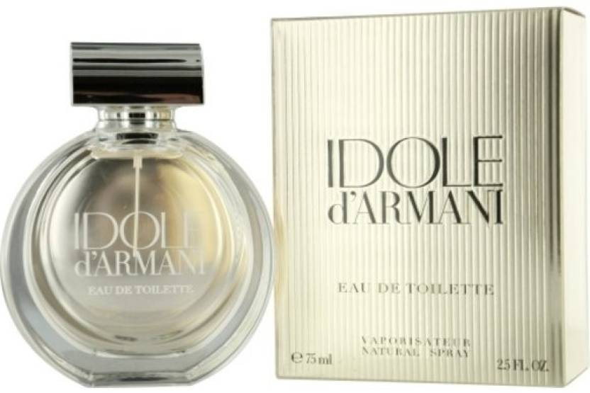 klassische Passform Treffen kostengünstig Buy Giorgio Armani Idole D'armani EDT - 75 ml Online In ...