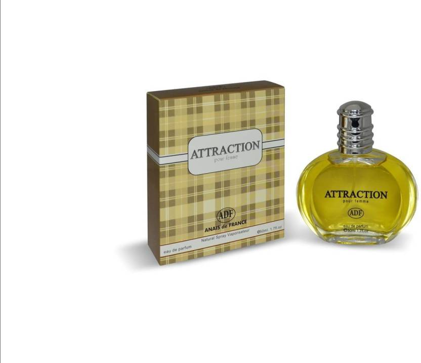 Buy Anais De France Attraction Pour Femme Eau De Parfum 50 Ml