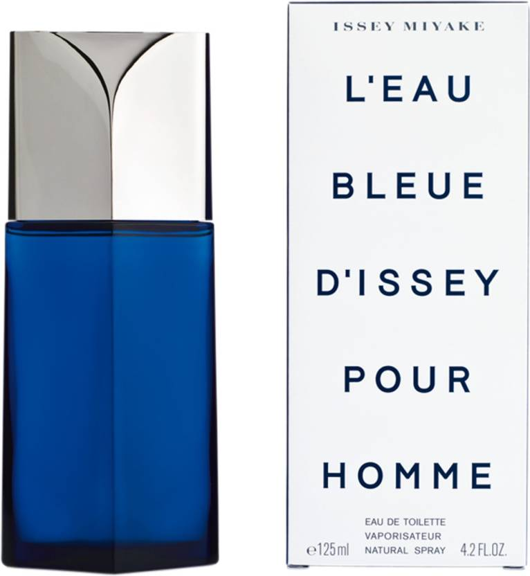 Buy Issey Miyake Leau Bleue Dissey Pour Homme Edt 125 Ml Online