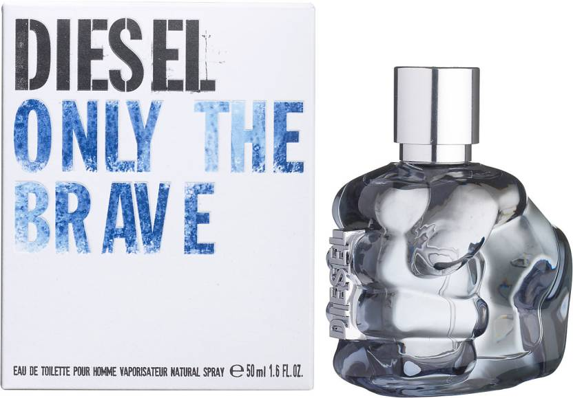 Buy Diesel Only The Brave Edt 50 Ml Online In India Flipkartcom
