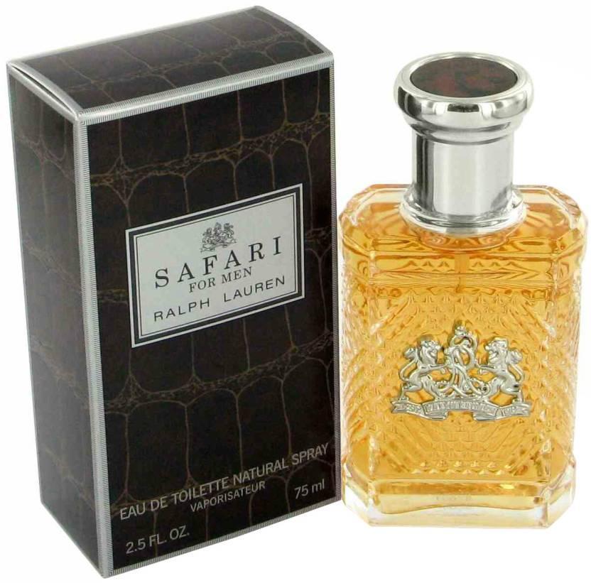 Ralph Lauren Safari EDT  -  75 ml