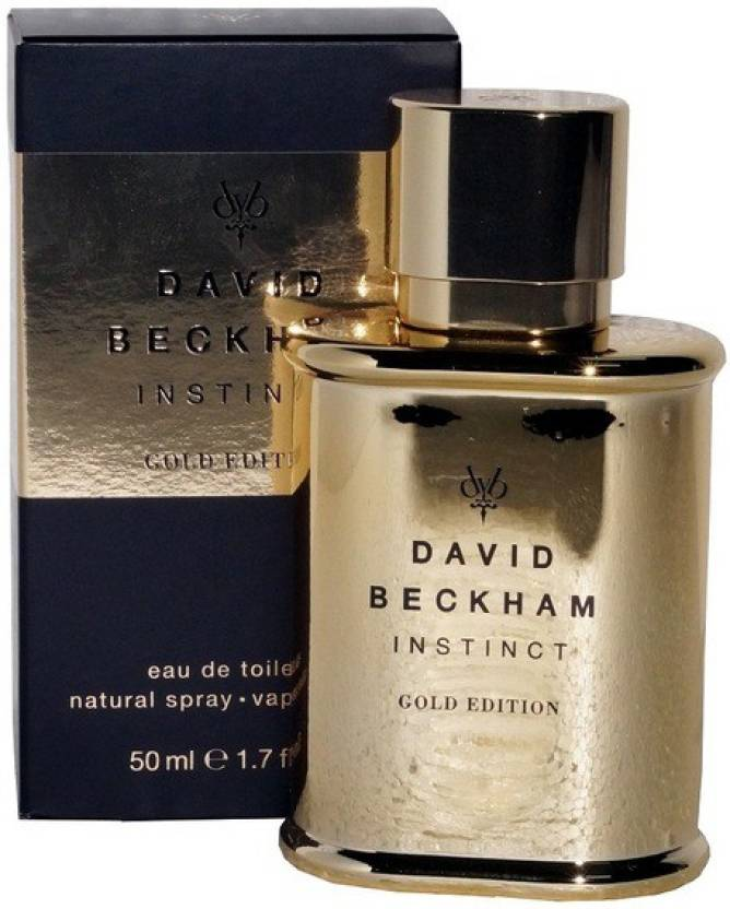 Buy David Beckham Instinct 10th Anvsy Edtn Eau De Toilette 50 Ml