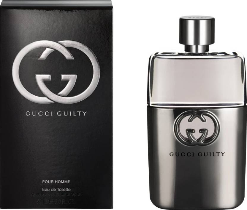 e5a956bdd Buy GUCCI Guilty Pour Homme EDT - 90 ml Online In India | Flipkart.com