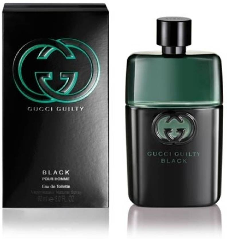 a9ed803bb Buy GUCCI Guilty Black Pour Homme EDT - 90 ml Online In India ...