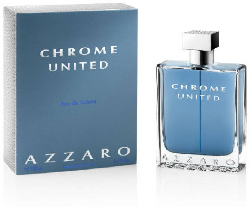 fab61ee521 Buy Azzaro Chrome United EDT - 100 ml Online In India