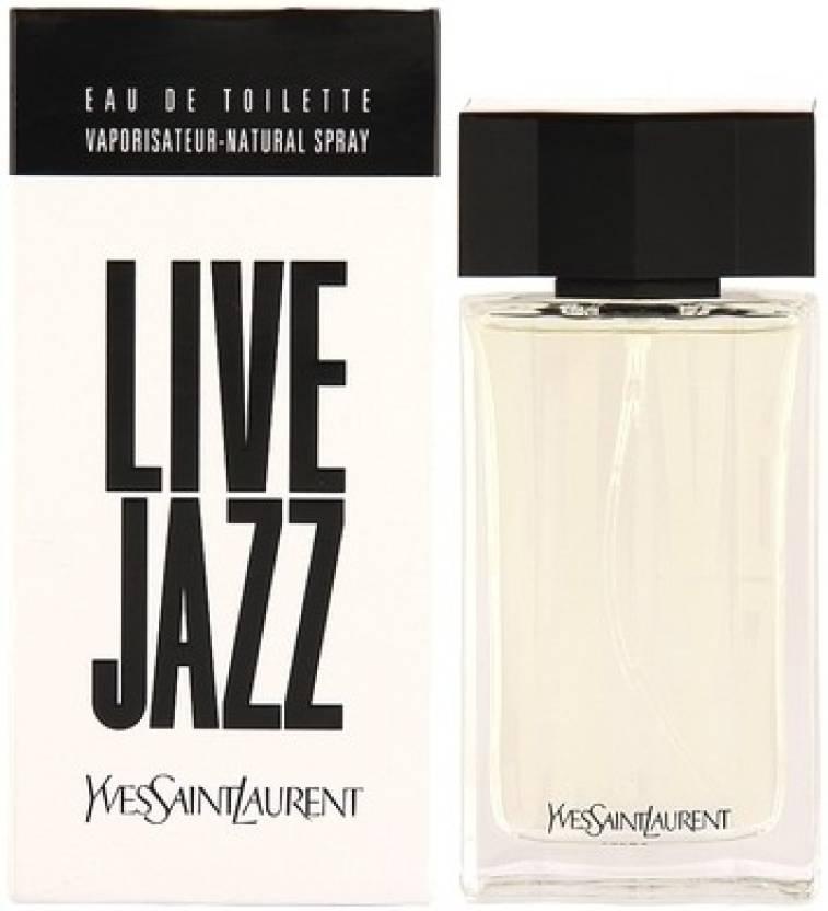 febc2c51a2f2 Buy Yves Saint Laurent Live Jazz EDT - 50 ml Online In India ...
