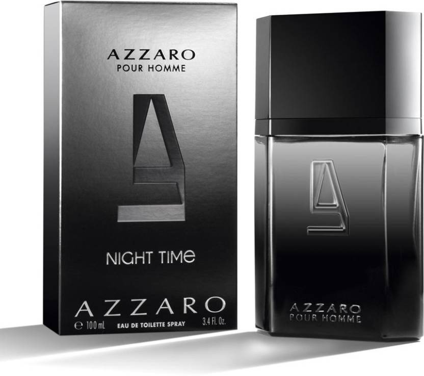 Buy Azzaro Pour Homme Night Time EDT - 100 ml Online In India ... 0f979fa492f