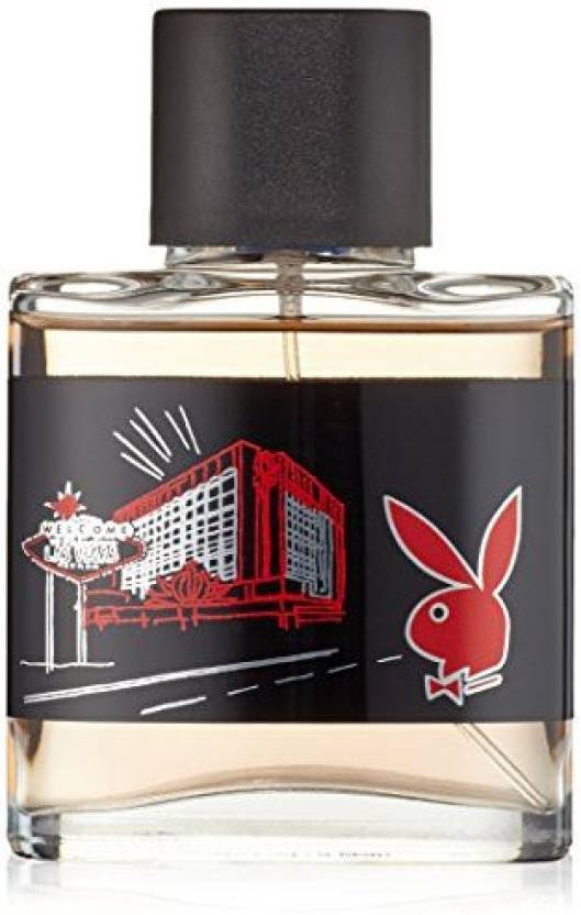 Vegas Eau De Toilette Spray by Playboy, 1.7 Fluid Ounce