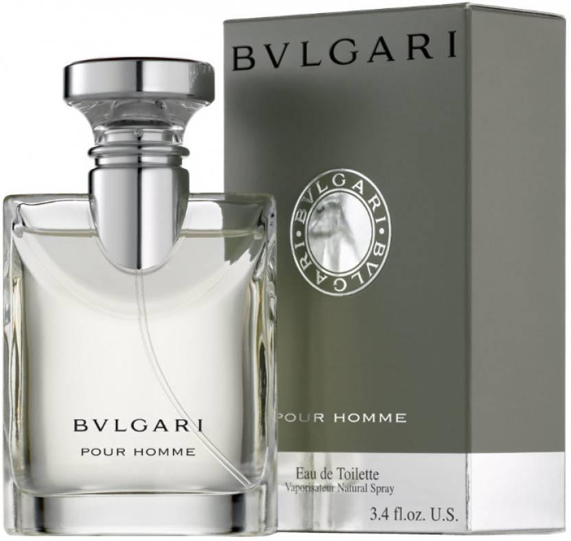 Bvlgari Pour Homme EDT  -  100 ml