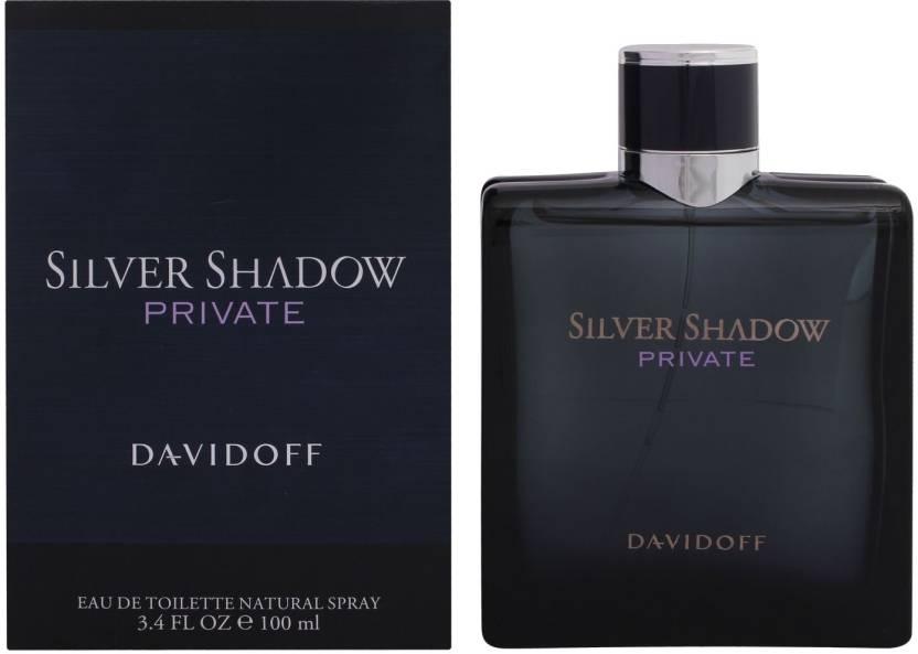 Davidoff Silver Shadow Private EDT  -  100 ml
