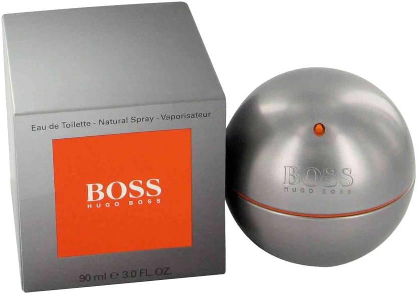 Boss In Motion EDT  -  90 ml