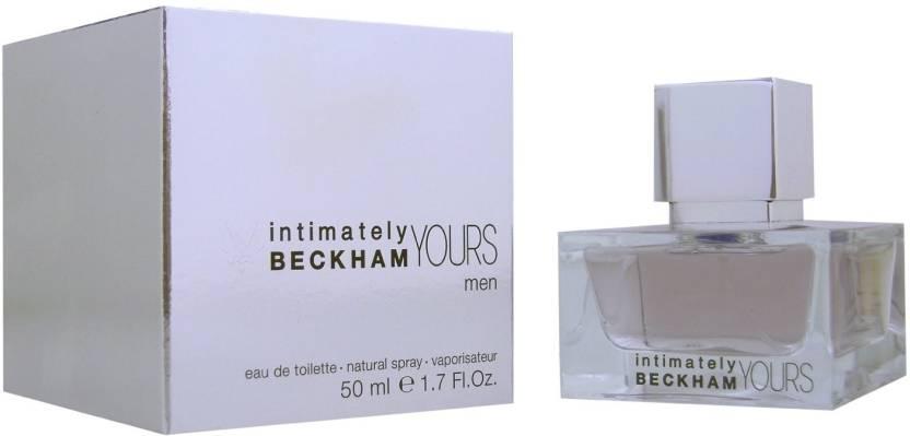 David Beckham Intimately Yours EDC  -  50 ml