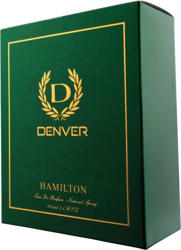 Denver Perfume Hamilton 100 Ml Eau de Parfum  -  100 ml