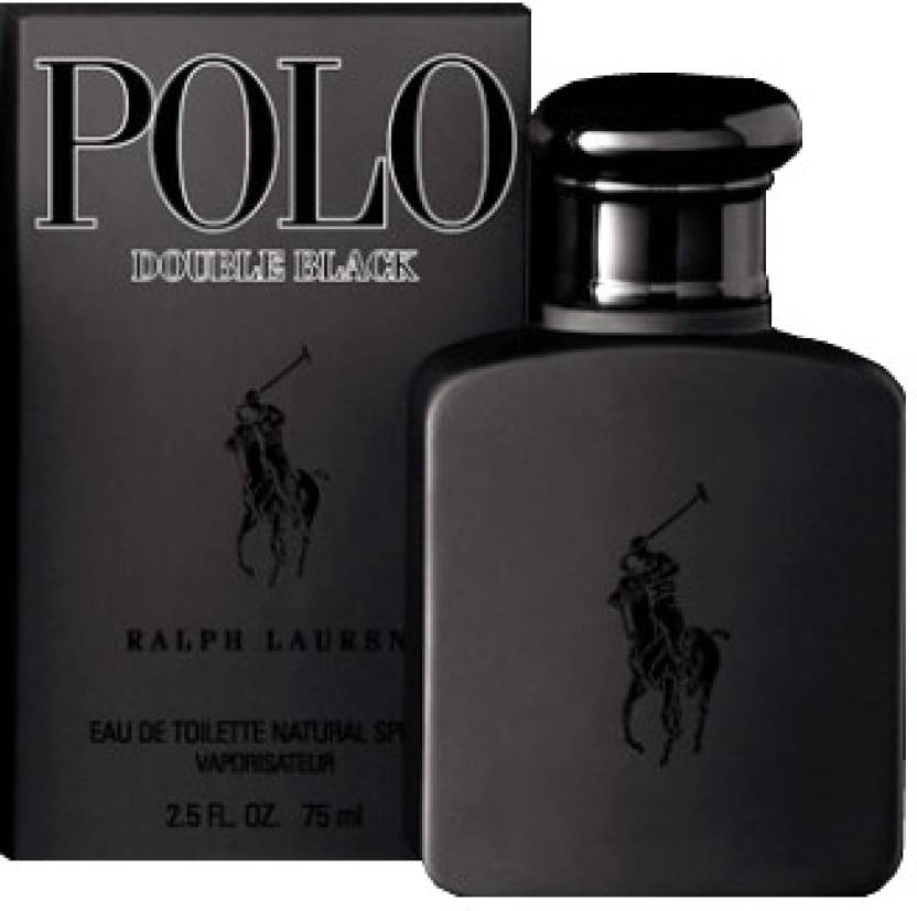 Ralph Lauren Polo Double Black EDT  -  75 ml