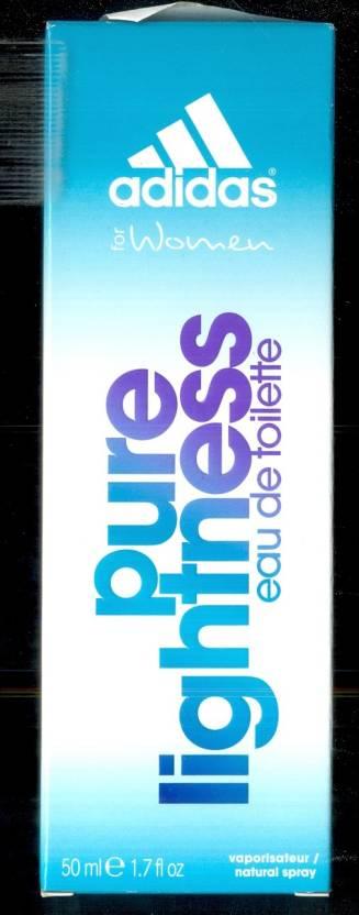 Adidas Pure Lightness EDT  -  50 ml